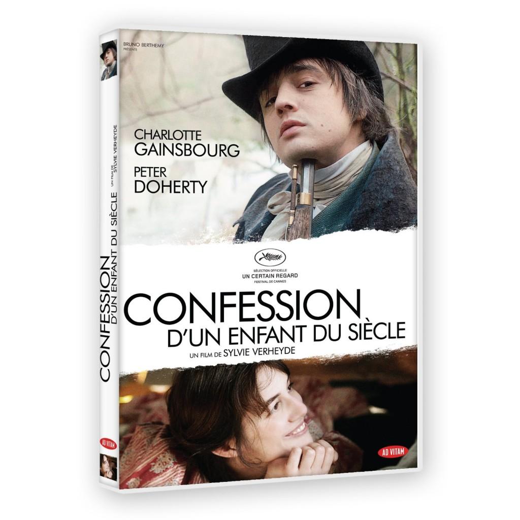 Confession d'un enfant du siècle dvd