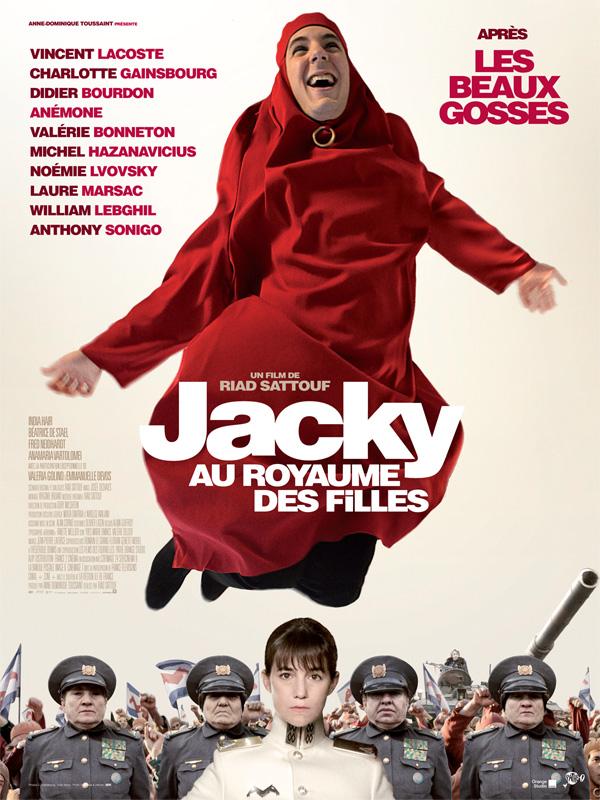 Affiche de Jacky au royaume des filles