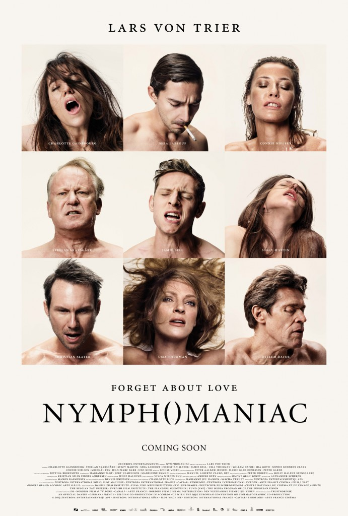 Nymphomaniac All Poster
