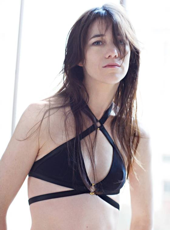 Charlotte Gainsbourg par Dominique Issermann
