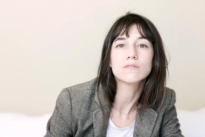 Charlotte Gainsbourg par Francois Rousseau