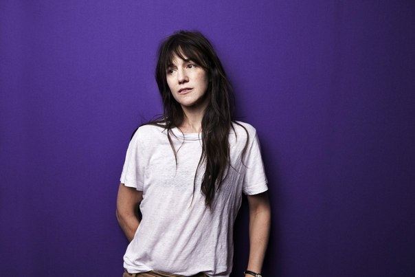 Charlotte Gainsbourg Photo by Jesse Dittmar