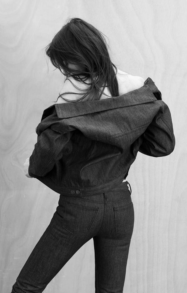 Charlotte Gainsbourg pour Current Elliott (Automne 2014)