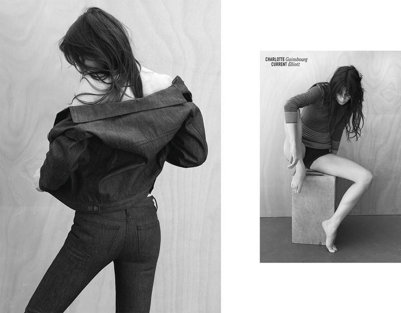 Charlotte Gainsbourg Current Elliott A/W 2014