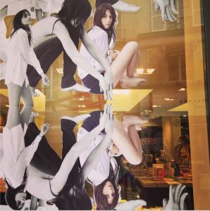 Lancement de la collection Charlotte Gainsbourg x Current Elliott chez Colette le 30 juin 2014 par @asophieberbille sur Instagram
