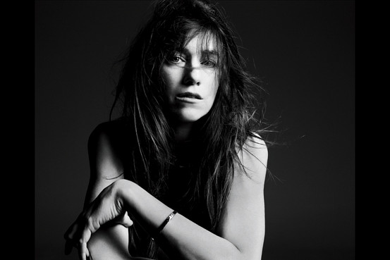 Charlotte Gainsbourg by Hedi Slimane (2012)