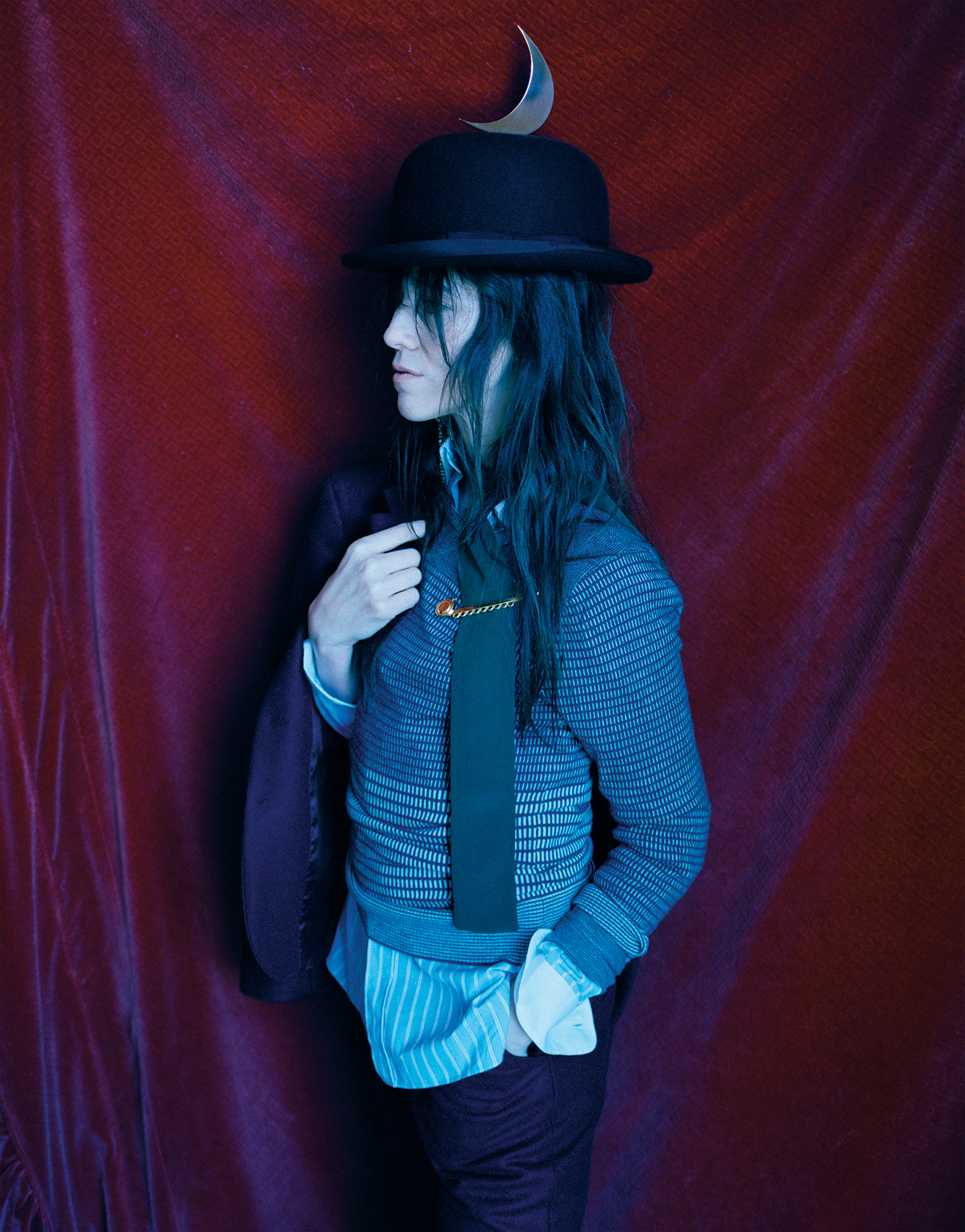 Charlotte Gainsbourg by Tim Walker, W Mag, September 2014