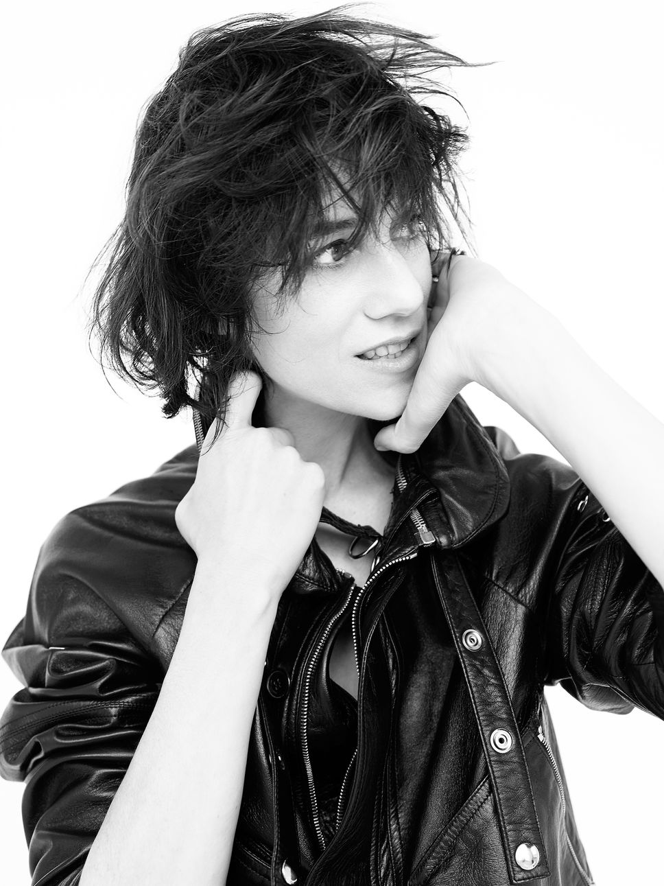 Watch French Icon Charlotte Gainsbourg on Finding Success in Your Forties video