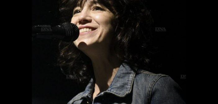 Charlotte Gainsbourg au Printemps de Bourges . PHOTO PQR - BERRY REPUBLICAIN - MAXPPP